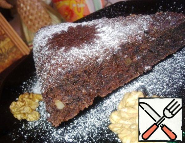 Nuts Brownies Recipe