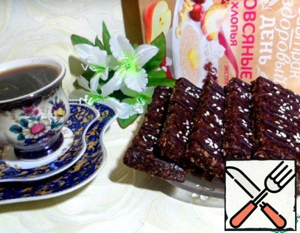 Dates-Chocolate Brownies Recipe