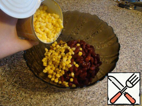 And corn.