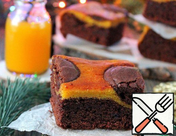 Brownies with Pumpkin Recipe