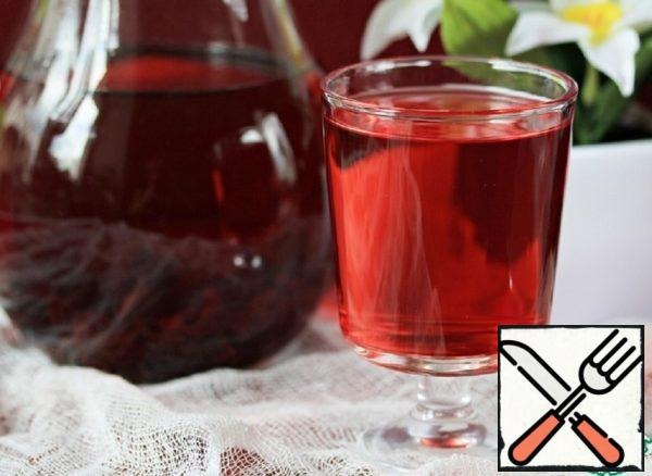 Tea with Hibiscus and Lavender Recipe