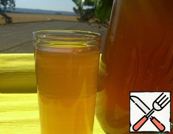 Iced Tea with Herbs Recipe