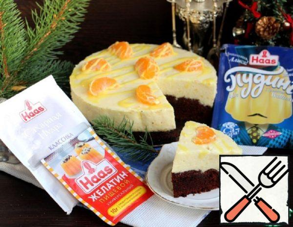 Brownies under the Citrus Cloud Recipe