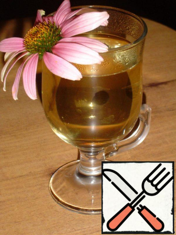 Mint Drink with Echinacea Recipe