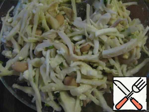 "Salad ""Light"" Recipe"