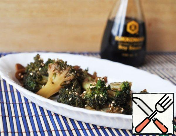 Chinese-Style Broccoli Snack Recipe