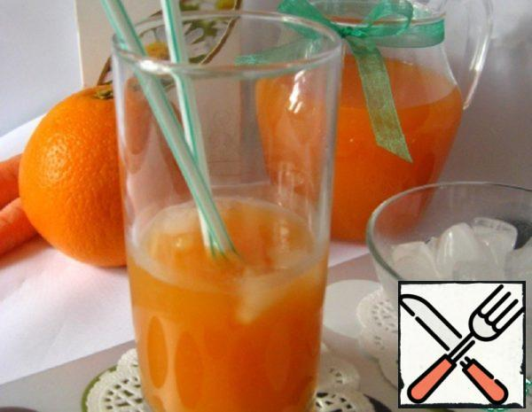 """Cocktail """"The Strong Immunity"""" Recipe"""