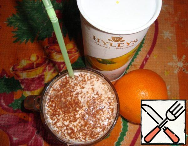 """Cocktail """"Tangerine Notes"""" Recipe"""