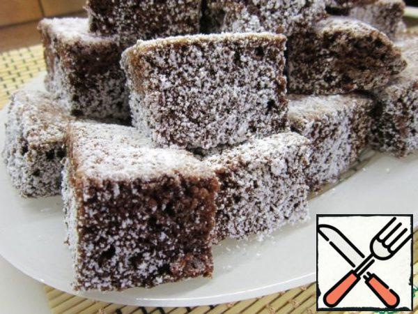 Brownies with Orange Zest Recipe