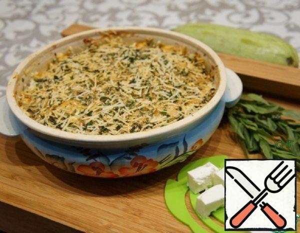Gratin of Zucchini Recipe
