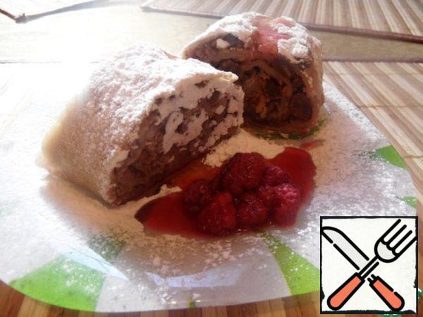 Lean Apple Strudel Recipe