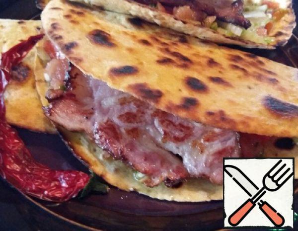 Tortilla for Breakfast Recipe