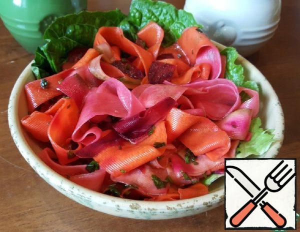 """Salad """"Pickled Vegetables"""" Recipe"""