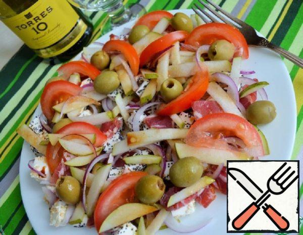 Spain Salad Recipe