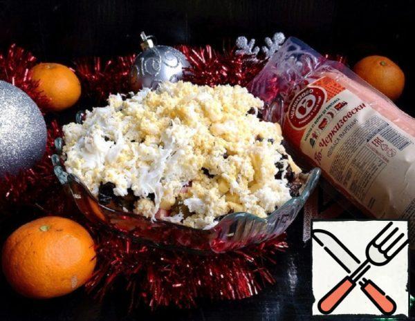 "Salad ""Christmas Tale"" Recipe"