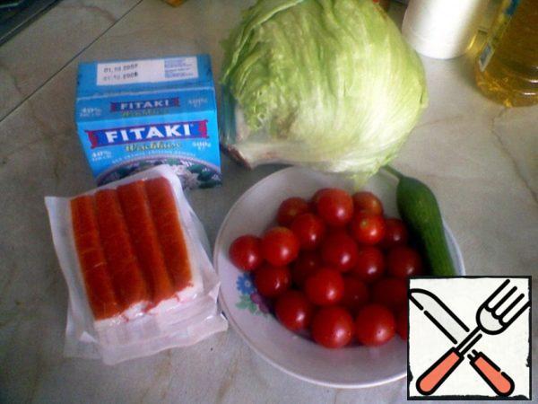 Prepare all ingredients.