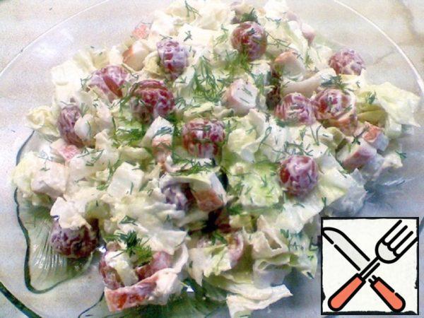 """Salad """"Drop of Dew"""" Recipe"""
