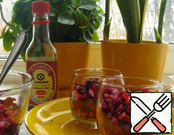 Vinaigrette with Corn Recipe