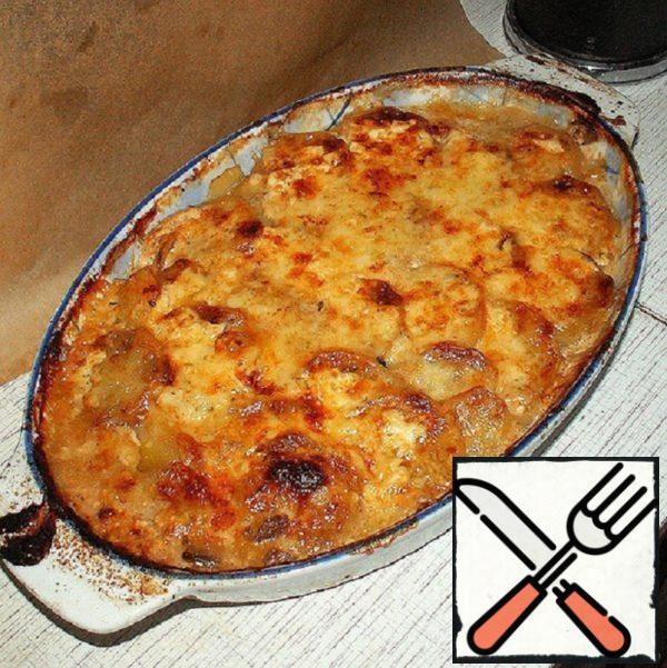 Gratin Dauphinois Recipe