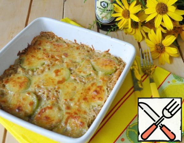 Gratin of Zucchini Recipe
