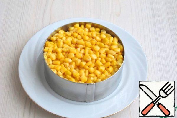 Add canned corn.