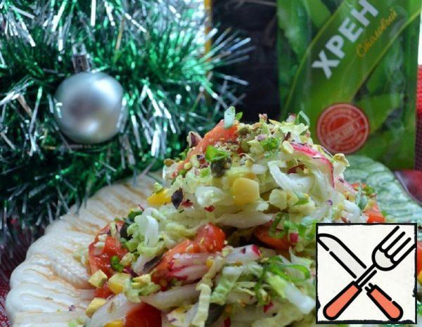 Salad-Snack Recipe