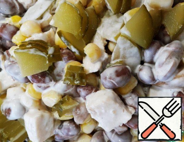 Salad with Сhicken Recipe