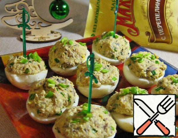 Snack Eggs Recipe