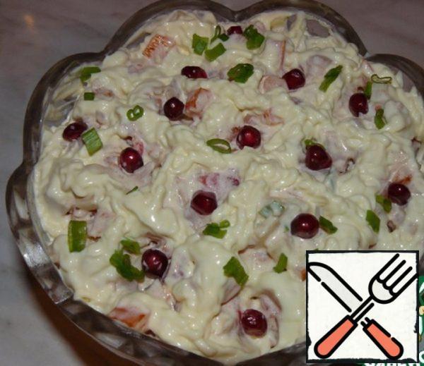"Salad ""Winter evening"" Recipe"