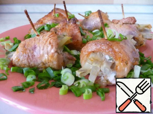 Meat Rolls Recipe