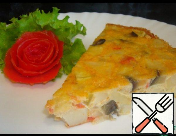 Vegetable Tortilla Recipe