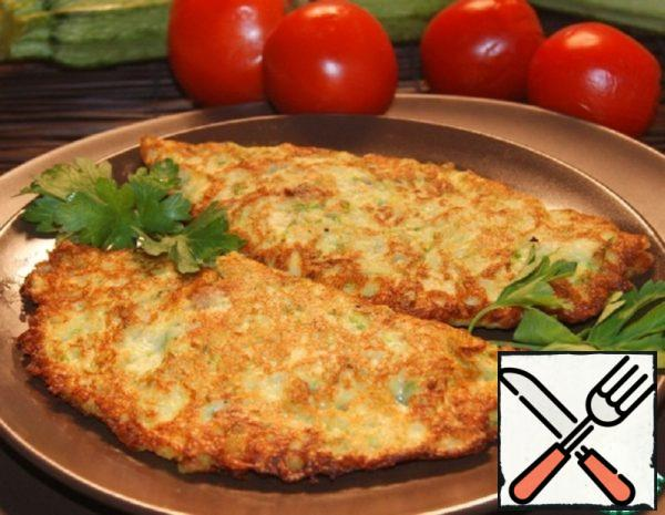 Chebureks with Zucchini Recipe