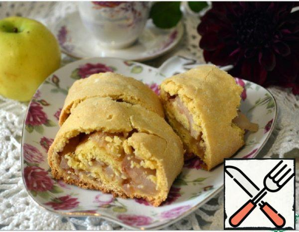 Strudel with Apples Recipe