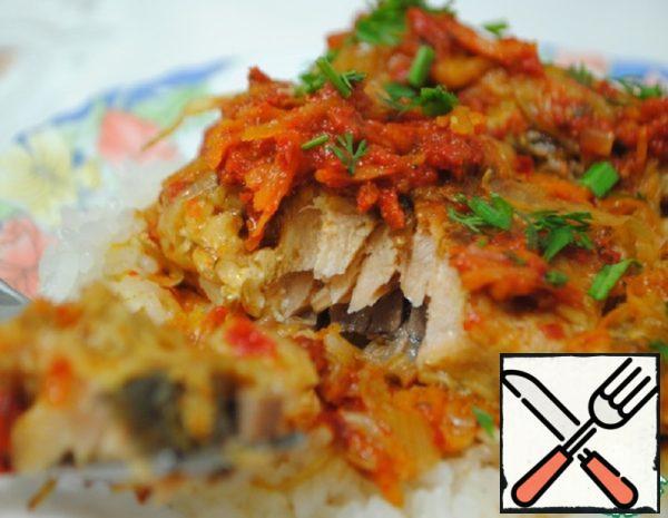 Fish under Marinade Recipe