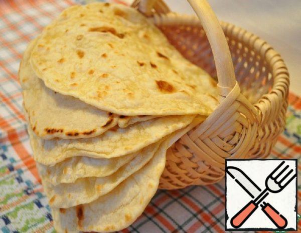 Mexican Tortilla Recipe