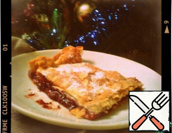 German Cherry Strudel Recipe