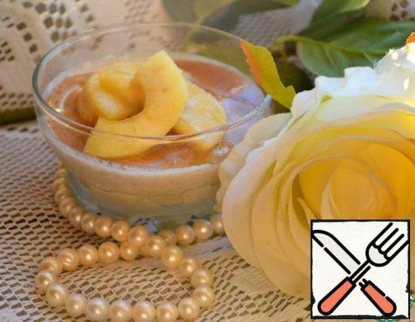 Coffee Parfait with Caramel Apples Recipe