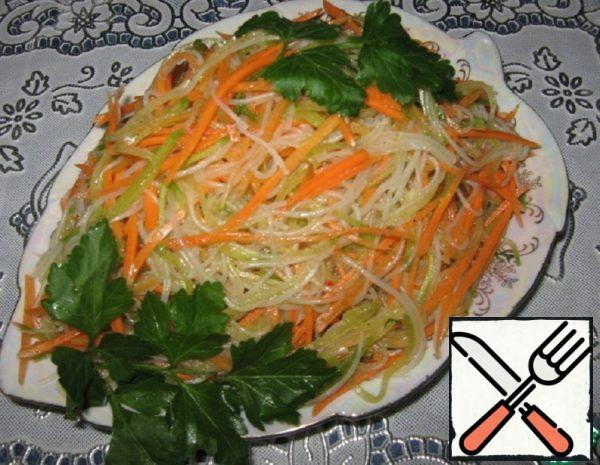 Korean Carrot Recipe