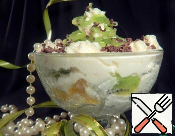Fruit in Marshmallow Cream Recipe