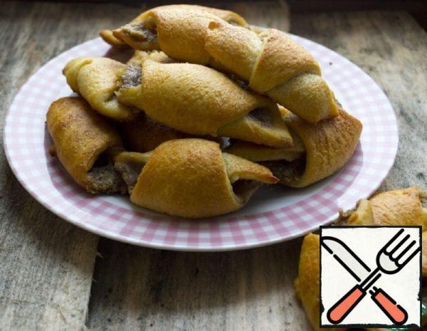 Croissant with Halva Recipe