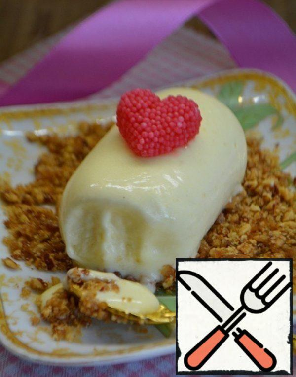 Mango Parfait with Almond Roasting Recipe