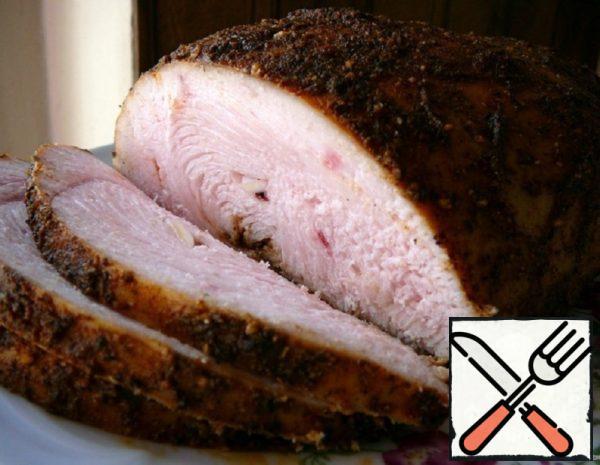 Turkey Pastrami Recipe