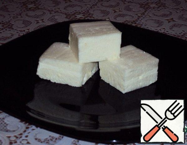 "Marshmallow ""Lemon"" Recipe"