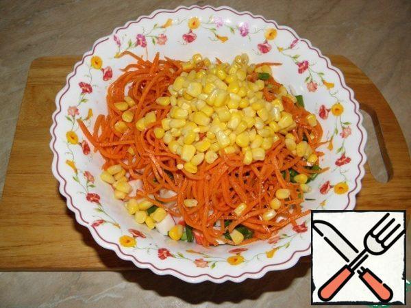 Then corn.