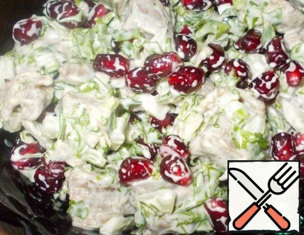 """Salad """"Meat"""" Recipe"""