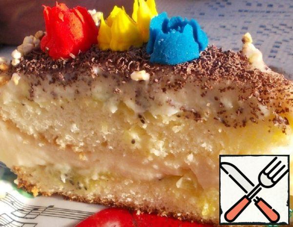 "Cake ""Marshmallow Quack"" Recipe"