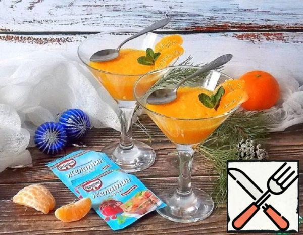 Tangerine Jelly Recipe