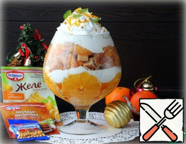 New Year's Trifle Recipe