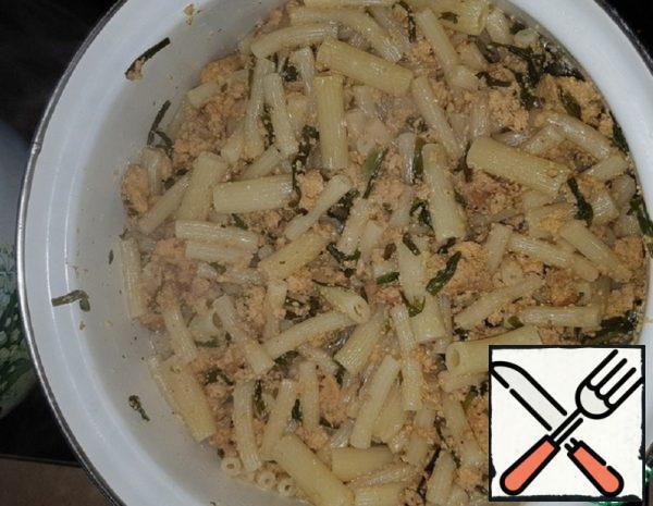 Noodle with Caviar Recipe