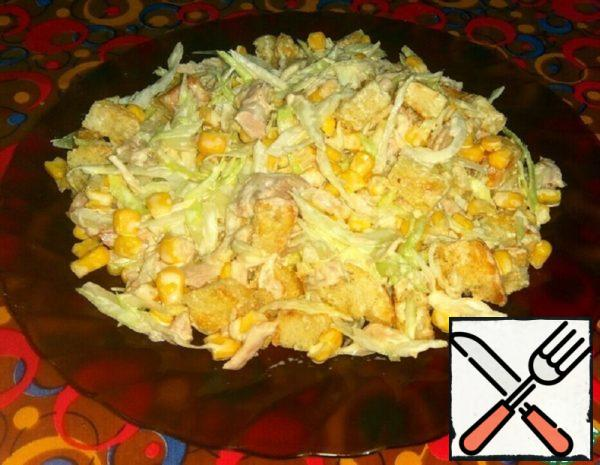 "Salad ""Everyday"" Recipe"
